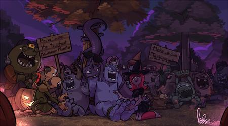Halloween Special: Games