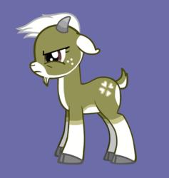 My Little Grumpy Goat
