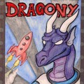 Dragony Space Badge