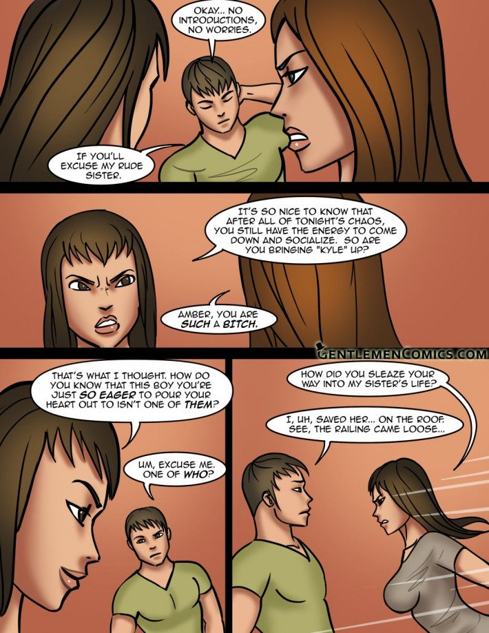 Sexual Tension #4a - Page 2