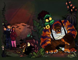 Monster's Garden: Chapter One