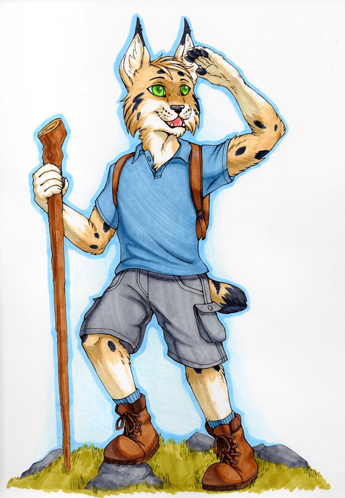 Hiker Lynx