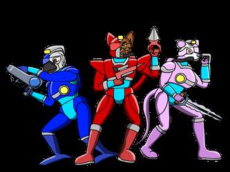 Special Rescue Squad Animan