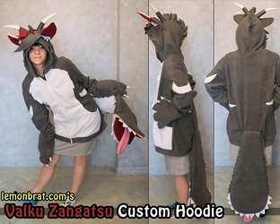 Valku Zangatsu Custom Hoodie