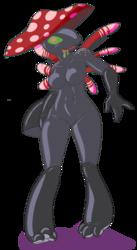 Ophiocordyceps  girl