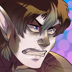 Angry Icon (COMMISSION)