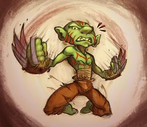 Goblin Claw Bearer