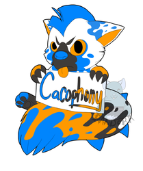 Cacophony Badge X-change