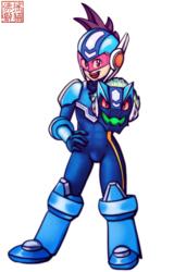 Commish - Starforce Megaman