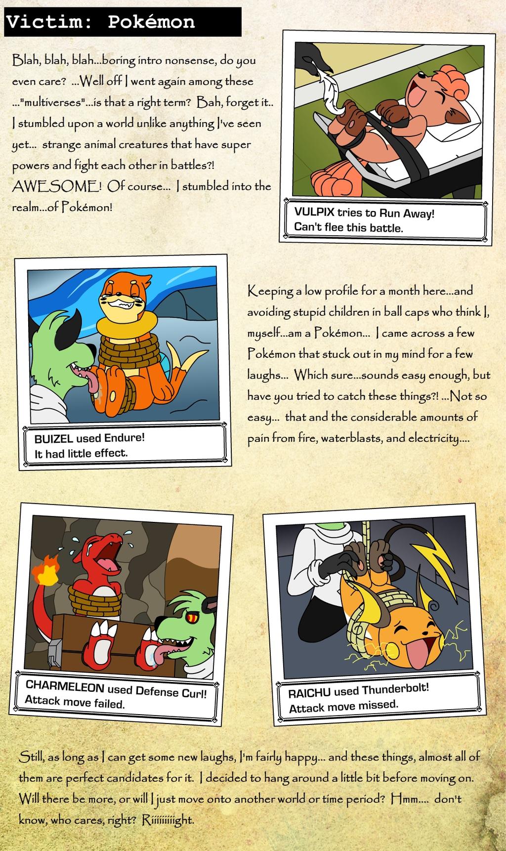 Victim 13: Pokémon