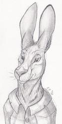 Nate Portrait Sketchy Doodle
