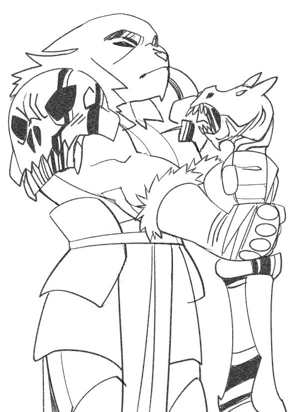 sketch 2 barbarian