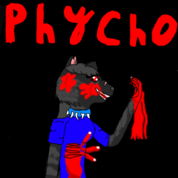 Nightmare Psycho 2012 *OLD ART*