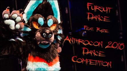 Fursuit Dance - Raze at Anthrocon 2018