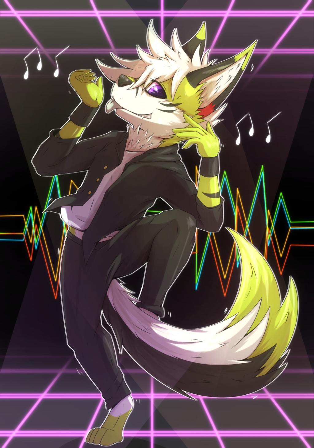 Most recent image: Let's Dance! ([FURUM2018)