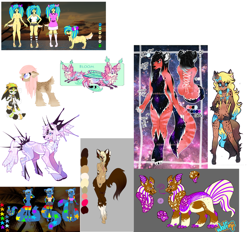 Most recent image: Dreamy and Other Species for Trade