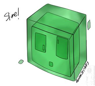 Slime!