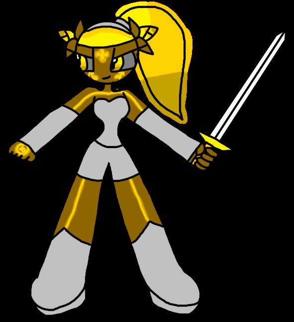 Elizabeth the Inkdrian