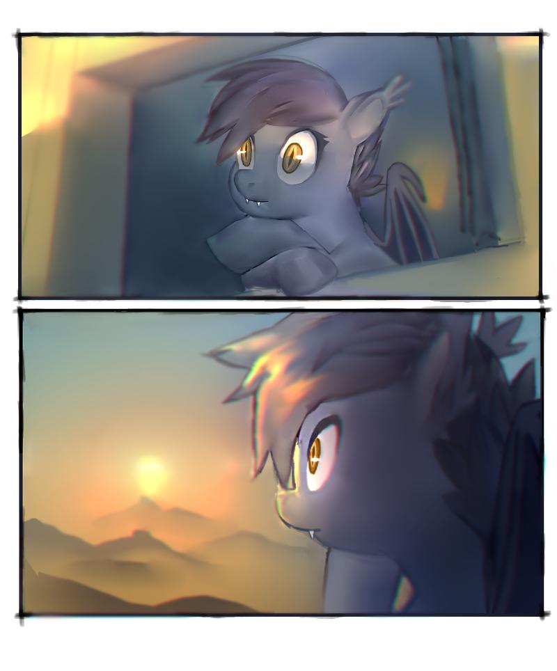 Ask Night Stitch: Sunset