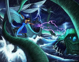 Storm Sorcery Seas