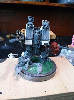 WIP: Venerable Ironclad Dreadnought