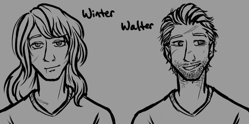 winter and walter