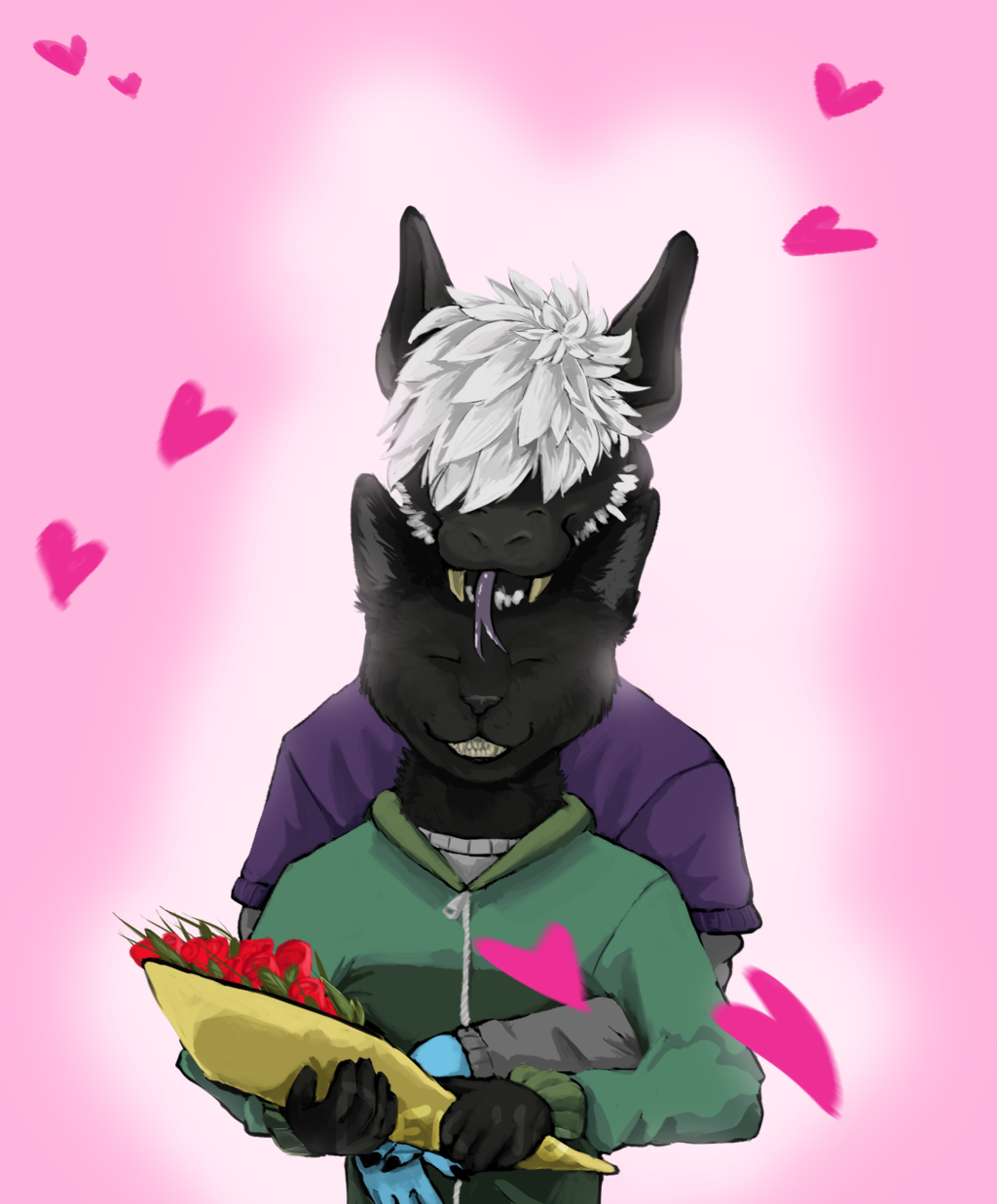 Most recent image: (Belated) Valentine's Day 2016