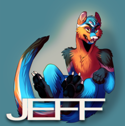 AC badge: Jeff