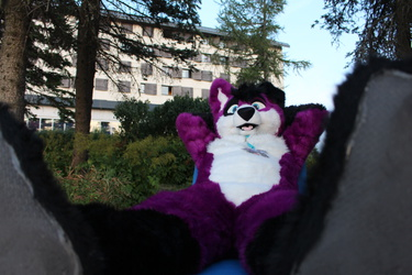 Happy Fursuit Friday