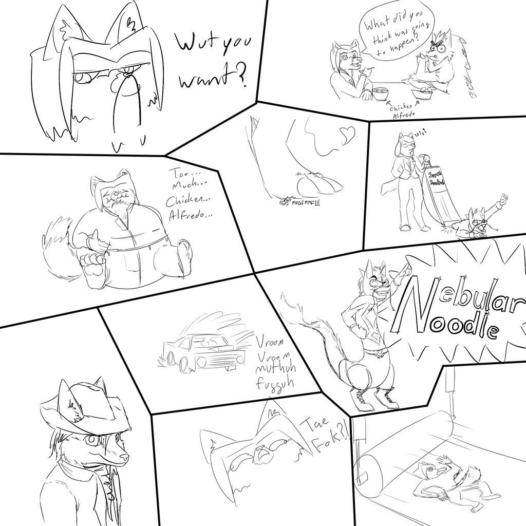 Doodles [4/8/16]