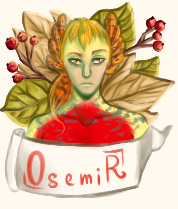 Most recent image: Osemir badge