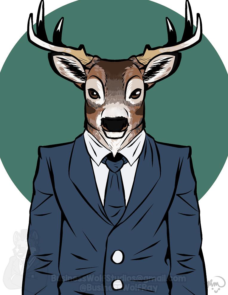 Suit Deer