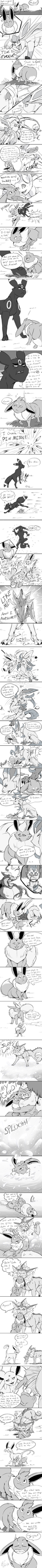 The Little Eevee's Choice