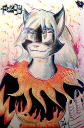 Fiery Fudgy
