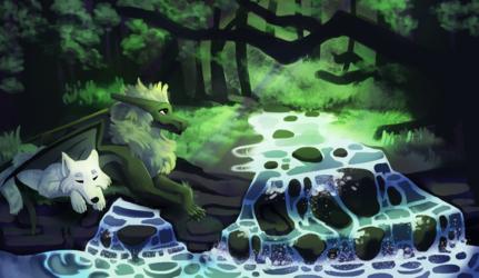 resting [commission]