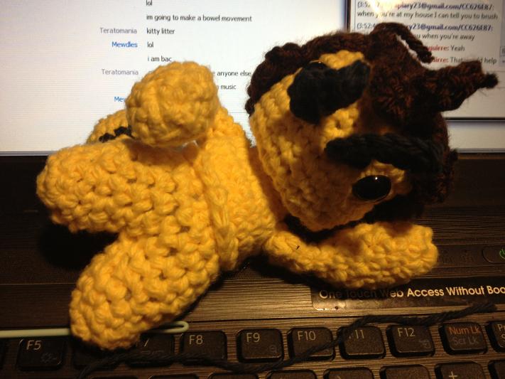 Crochet Bee