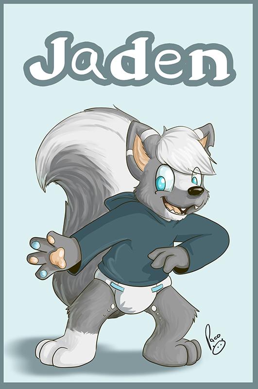 Badge for Jaden #2