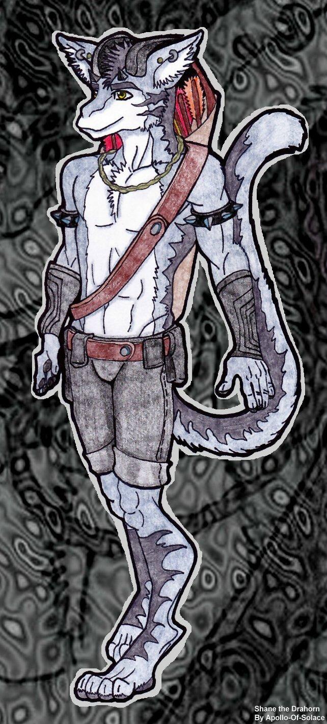 .:Shane the Drahorn:.