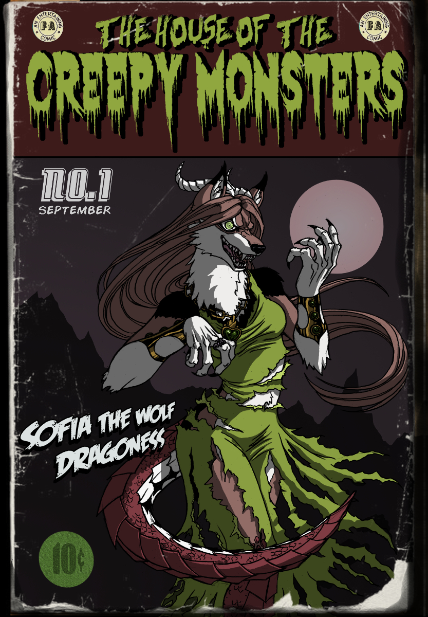 Sofia Creepy Monster