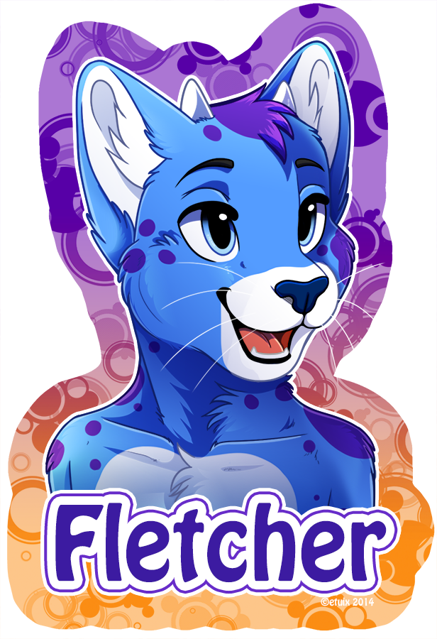 Further Confusion Badge: Fletcher