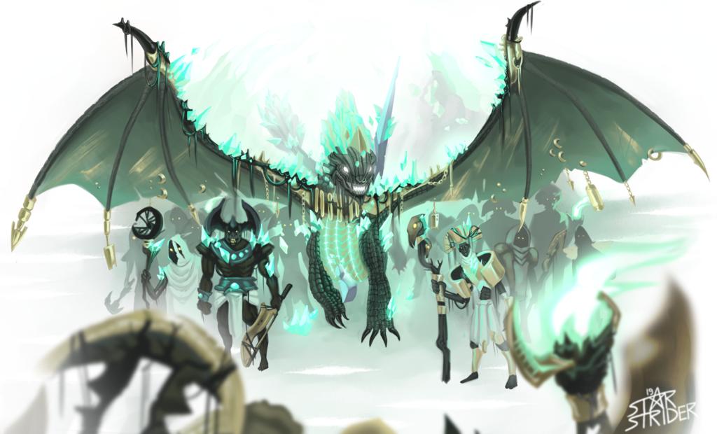 Most recent image: Awaken the Fallen