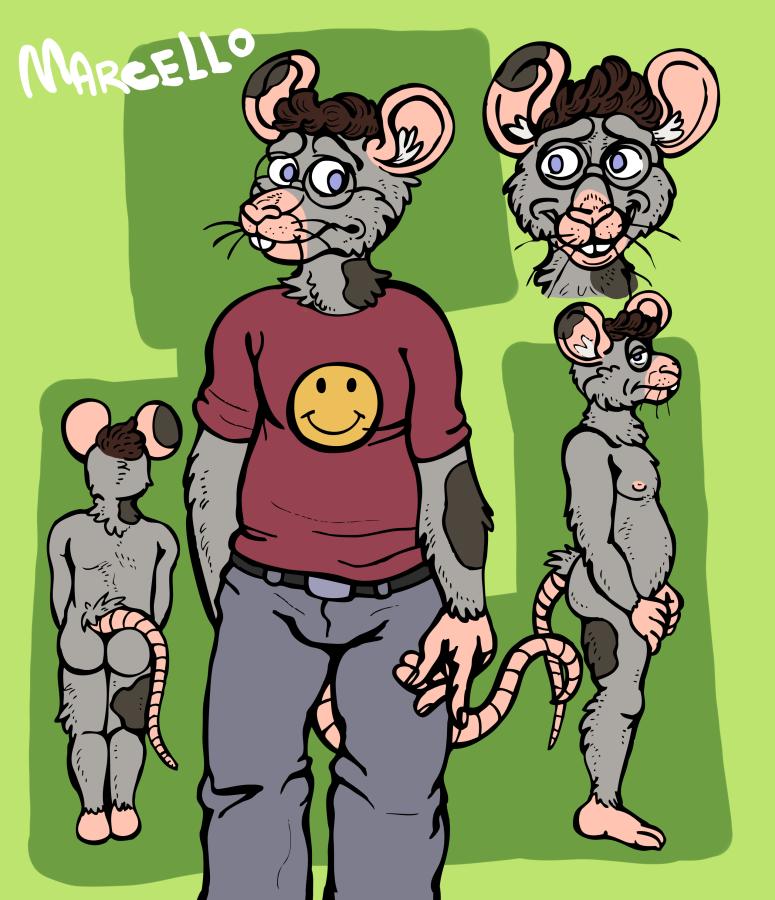 Marcello Mouse