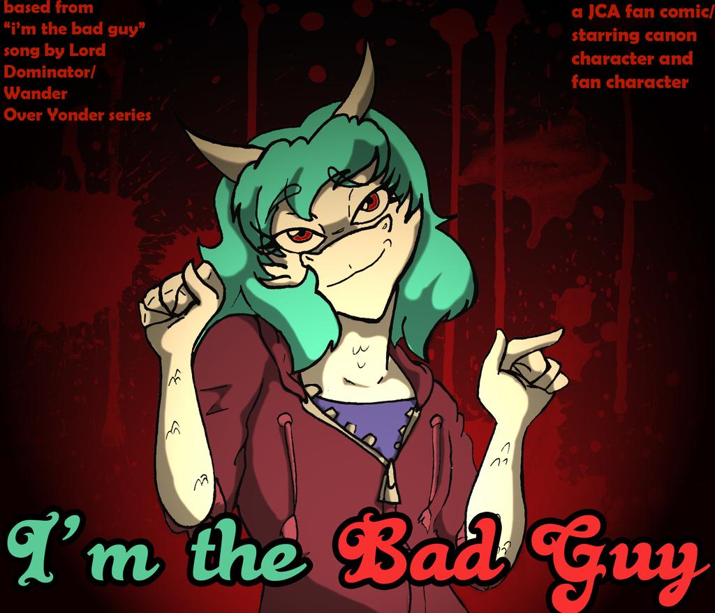 Fan comic: i'm the bad guy