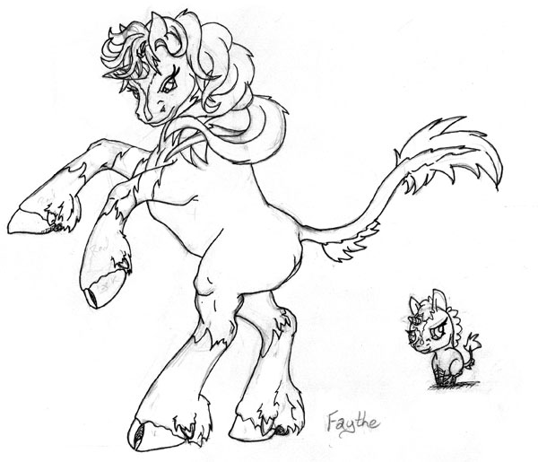 Faythe the Unicorn