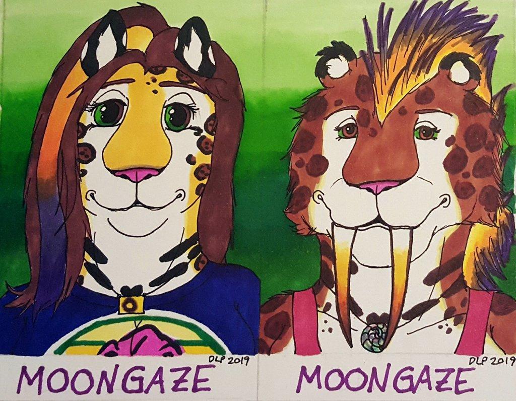 Most recent image: Moongaze Badge 2019