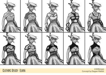 Eliana - Clothing Design