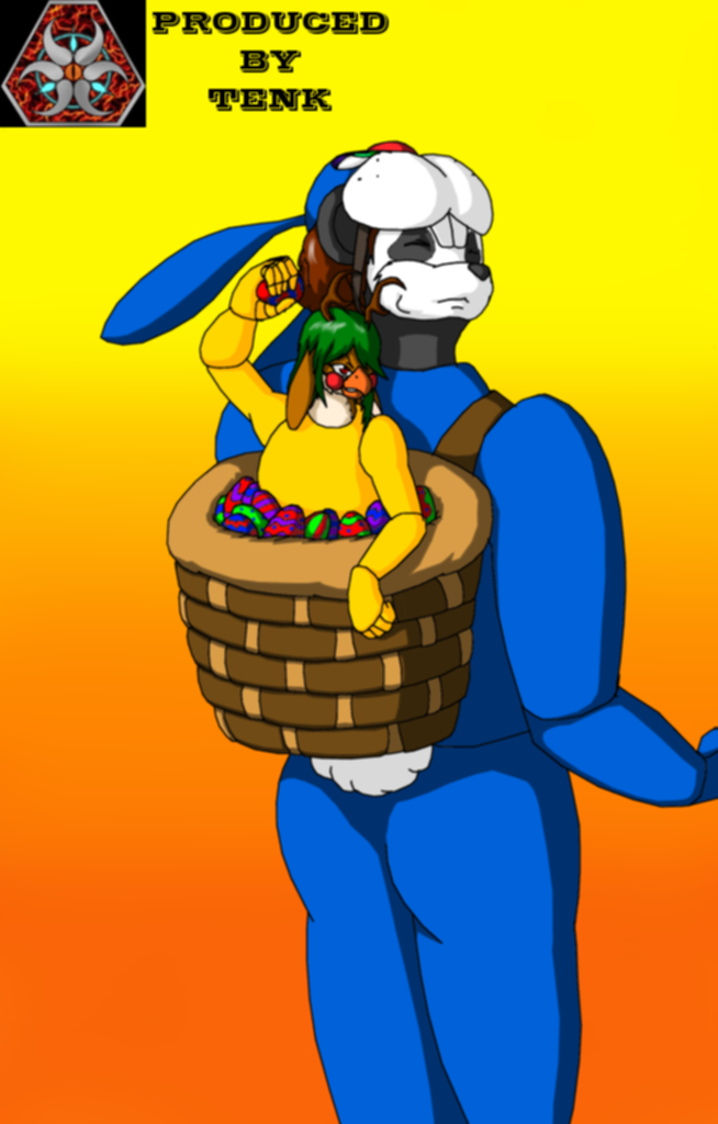 Most recent image: An Easter to have egg all over you face