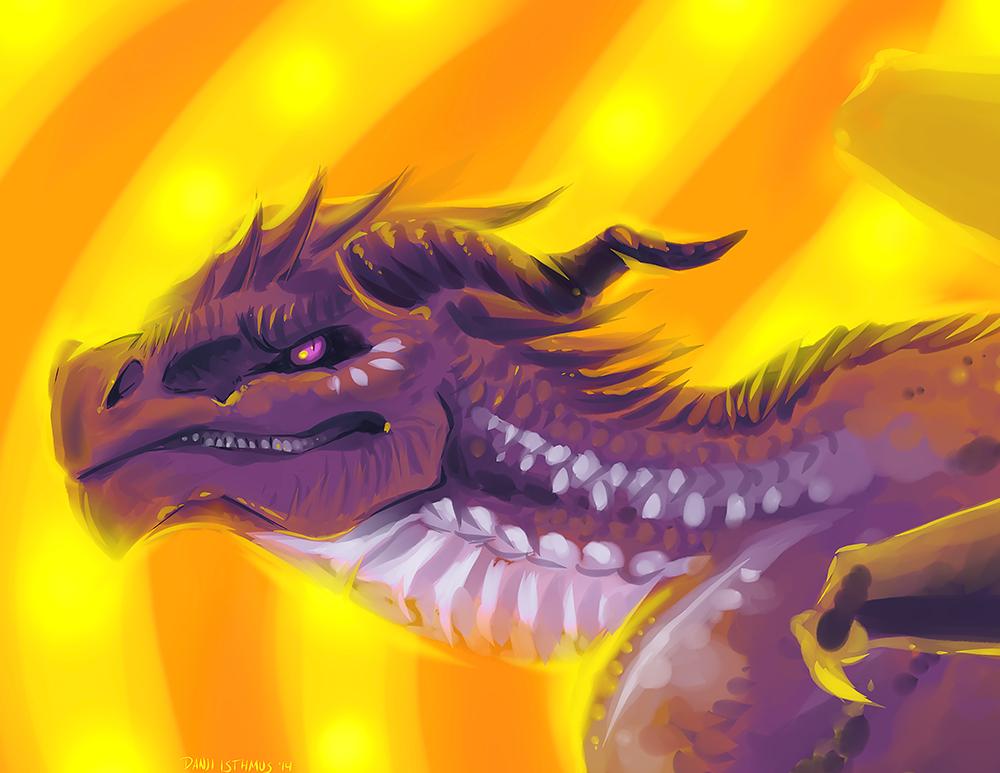 Warmup dragon 1