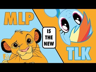 VIDEO: My Little Pony is gonna be like The Lion King for the fandom | Episode 75