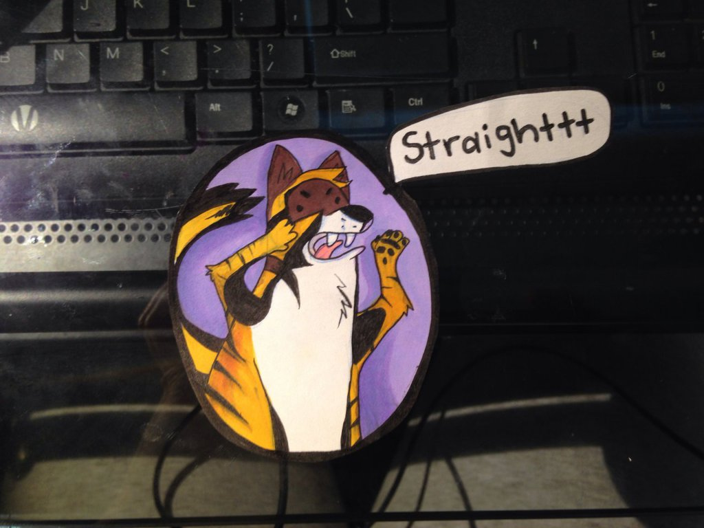 New badge for local meets
